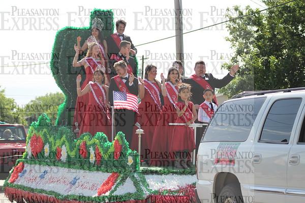 2018 Poteet Strawberry Festival Parade