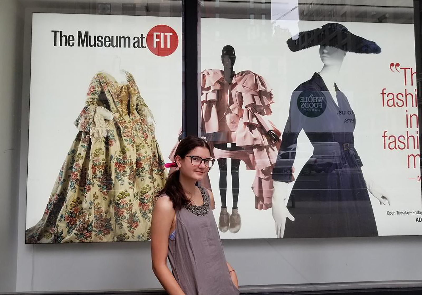 Image for Fashion guru takes studies into the heart of the industry-Manhattan