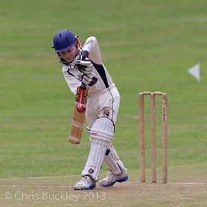 U10 County Cricket Festival Malvern August 2013
