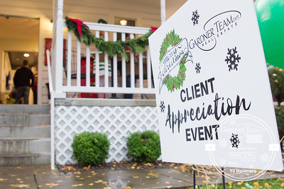 2017 - 13th Annual Christmas CLIENT Appreciation Party