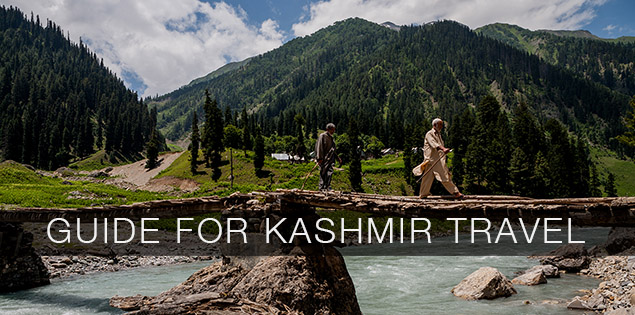 Guide for offbeat travel to Kashmir, India