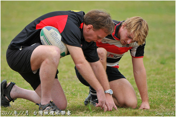 2011台灣聯賽M04-巨人 VS 猴王(Giants vs Baboons)