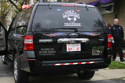 2005 NLEC: Ford Truck Winner - East Hazel Crest PD, IL