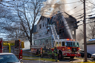 Hartford, CT 2nd alarm 3/18/20