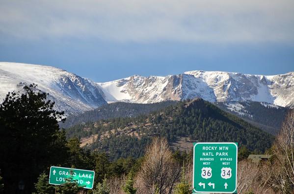 Rocky Mountain National Park, Colorado (October 2014)