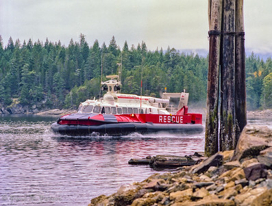 Canadian Coast Guard Hovercraft Unit