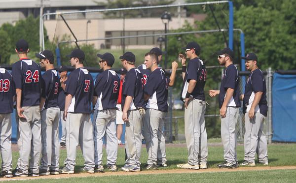 Tri-Valley vs. Rhinebeck Class C Baseball Sectional Final