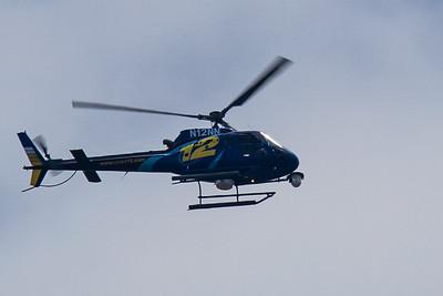Mather Hospital Flyover 5/15/2020