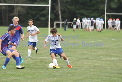 Northland Pines Boys Soccer vs. Three Lakes-Phelps Bluejays
