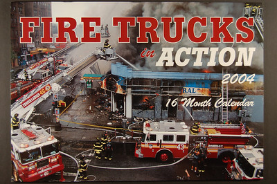 2004 Fire Trucks in Action