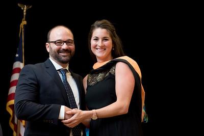 2018 Nursing MSN Completion Ceremony