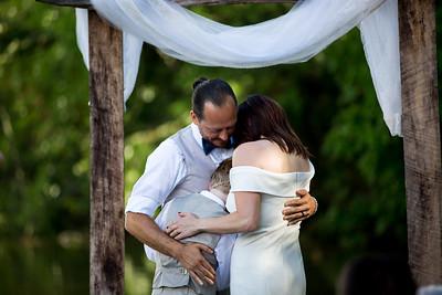 John Mark and Whitney Wedding