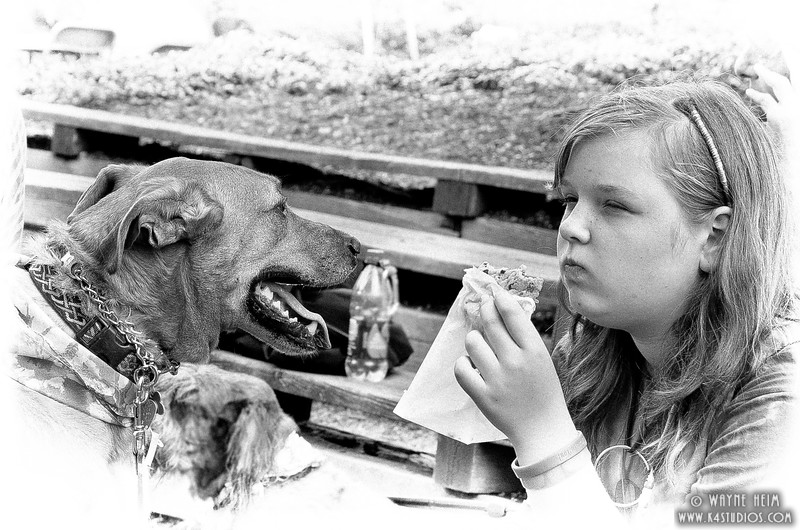 Can I Have Some    Photography by Wayne Heim