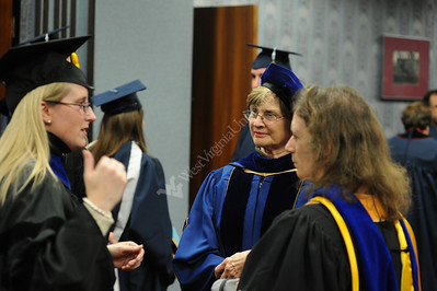 26523 College of Human Resources and Education December Hooding Ceremony