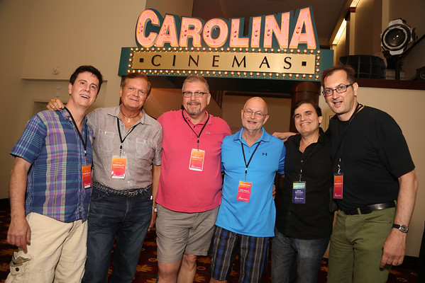 NCGLFF Wrap Party 8-15