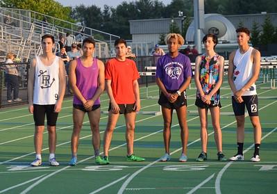 Alumni Race
