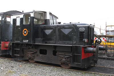 G617 - Deutz Class 611 G Class.