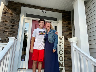 Aug. 14 - Move into new Edgewater house