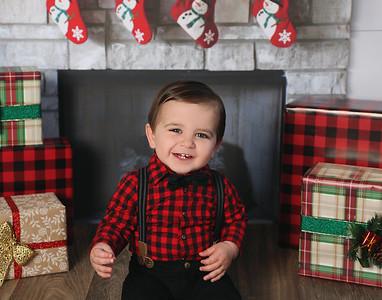 Liam's Holiday Mini 2019