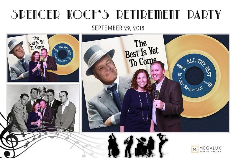 Spencer Koch's Retirement Party 09-29-18