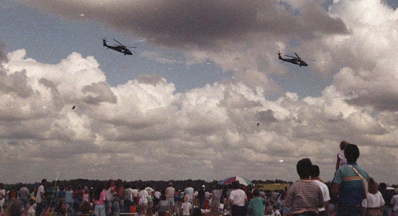 1991 10 26 - Robins AFB, GA Airshow 02.jpg