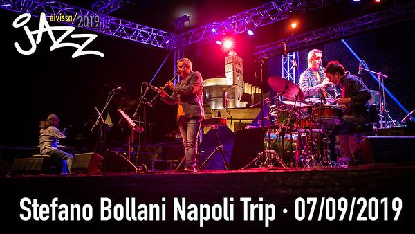 STEFANO BOLLANI NAPOLI TRIP