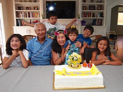2013 06 Tante Kim Birthday