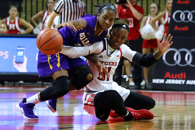 RUTGERS WOMEN'S BASKETBALL VS ALBANY 11/18/2018