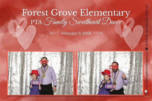 Forest Grove Sweetheart Dance