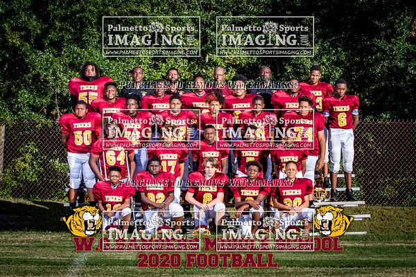 W.G Sanders Middle School Football