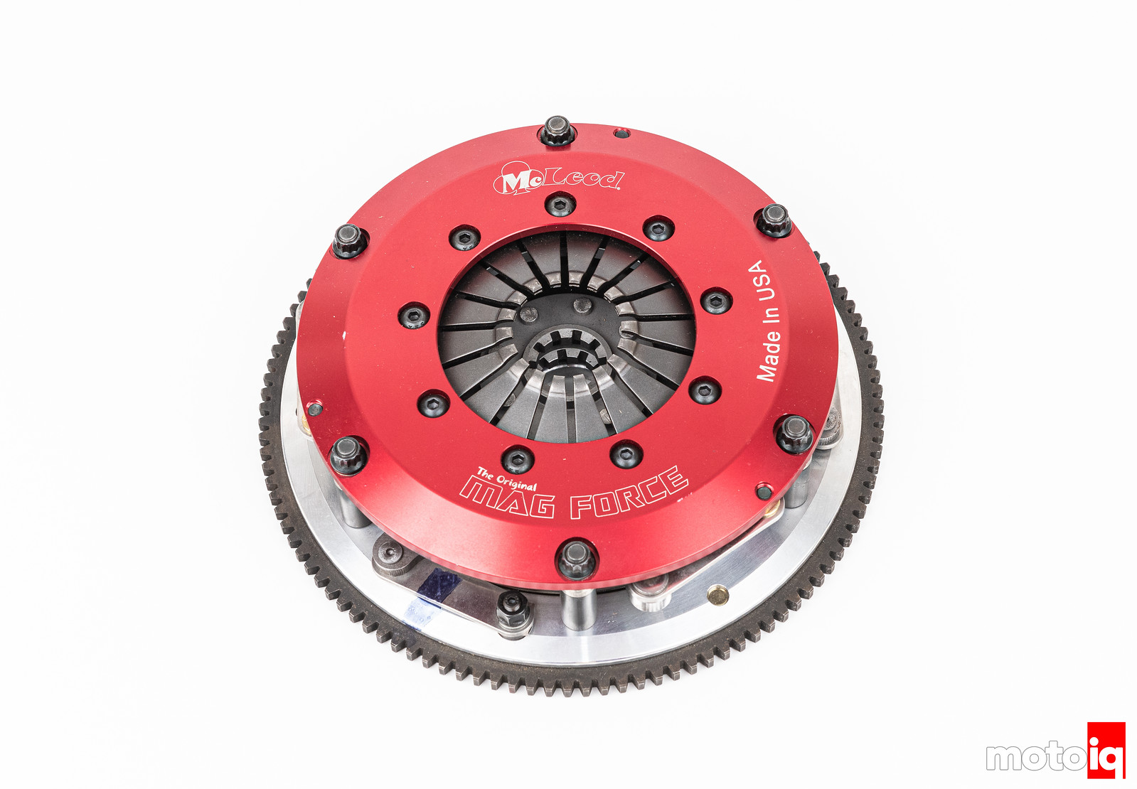 Mcleod Mag Force twin disc clutch