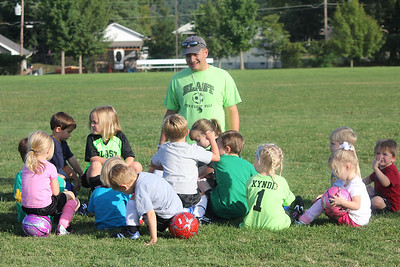 Lacy's Few Weeks of Soccer