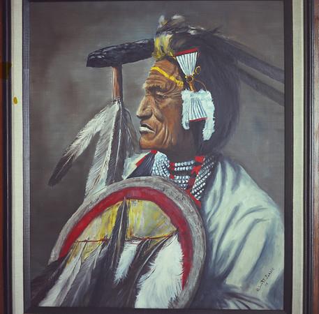 R Scott Jarvie Indian Paintings