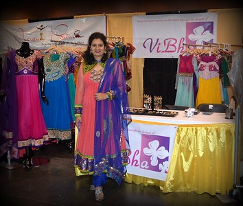 ViBha at some of the expos and events!
