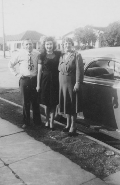 1942-45, Alberta and Joe's Parents