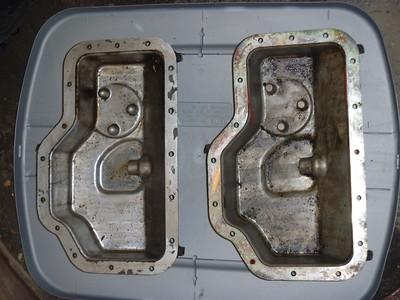 e30 lower oil pans