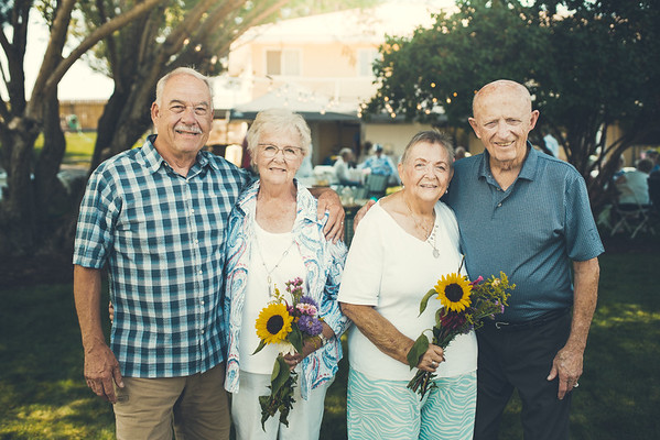 Strecker & Family   60th Anniversary