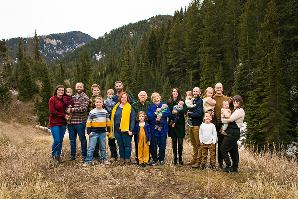 Edited Family Portrait