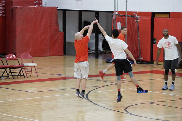 Connetquot Basketball