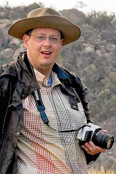 Dennis, in Cresta Valley.