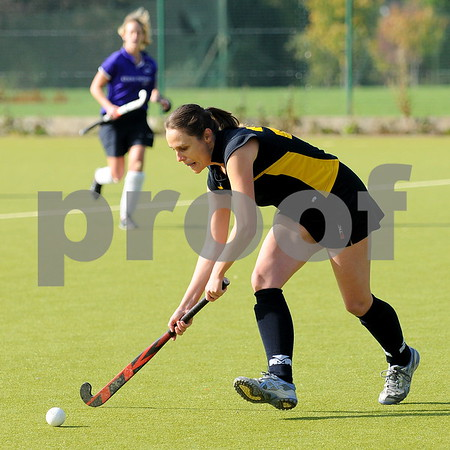 Salisbury Ladies 3's v Beaminster 15102011