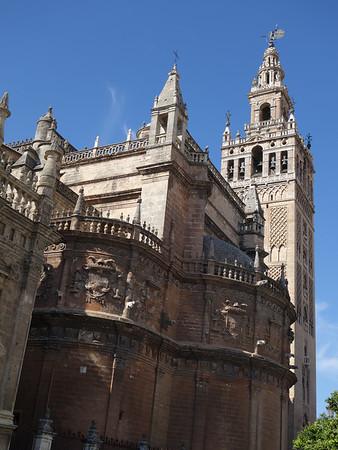 20141017b Sevilla Cathedral