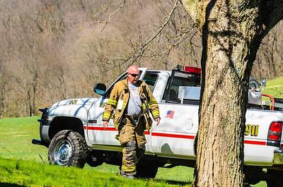 04-08-17 West Lafayette Grass Fire