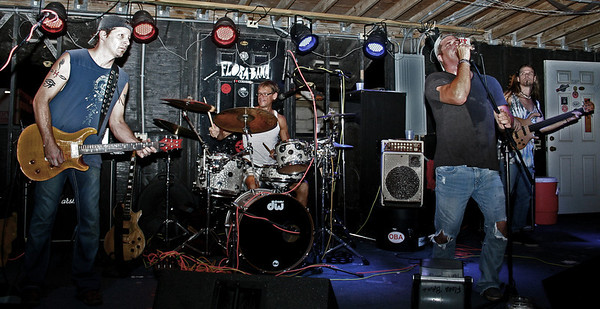 Jay Williams Band at Flora-bama