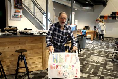 Don's 80th Birthday