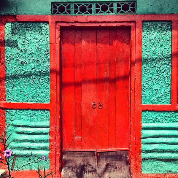 Favorite doorway candidate #14 - Granada, #Nicaragua #doorwayporn