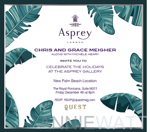 Dec 4, 2020 Celebrate the Holidays at the Asprey Gallery