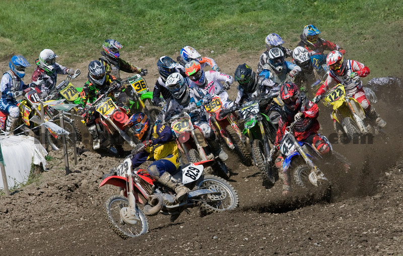 28th Annual New York State Motocross Championships, Day 1 - Broome-Tioga Sports Center 09-18-2010