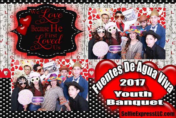 Fuentes de Agua Viva Youth Banquet