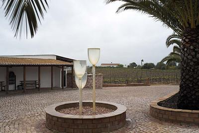 Guia, Algarve : the home of Sir Cliff Richard's Vida Nova winery